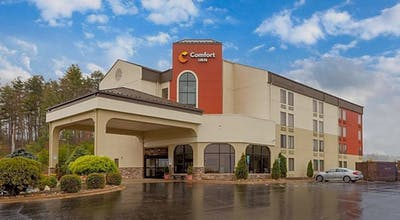 Comfort Inn North of Asheville