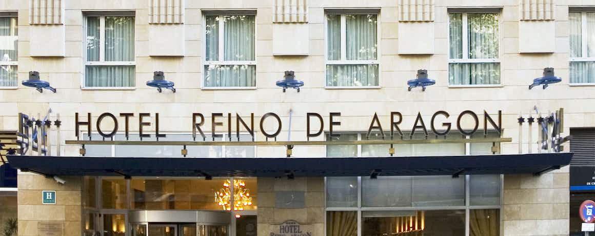 Silken Reino de Aragón Zaragoza