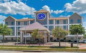 Comfort Suites Waco Near University Area