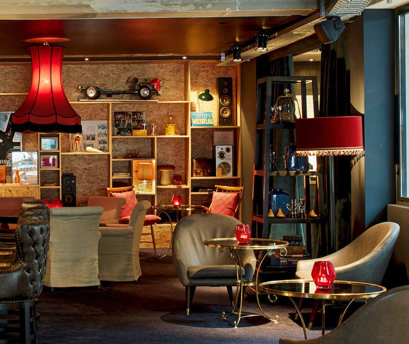 living room club dusseldorf
