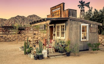 Pioneertown Motel