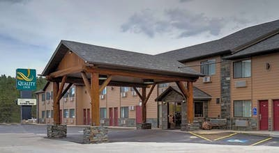Quality Inn Near Mount Rushmore