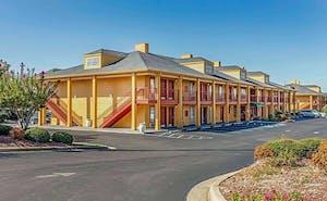 Quality Inn Bessemer I-20 exit 108