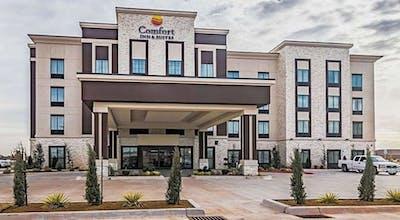 Comfort Inn & Suites Oklahoma City South I-35