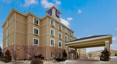 Sleep Inn And Suites Rapid City