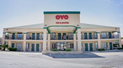 OYO Inn & Suites Medical Center San Antonio