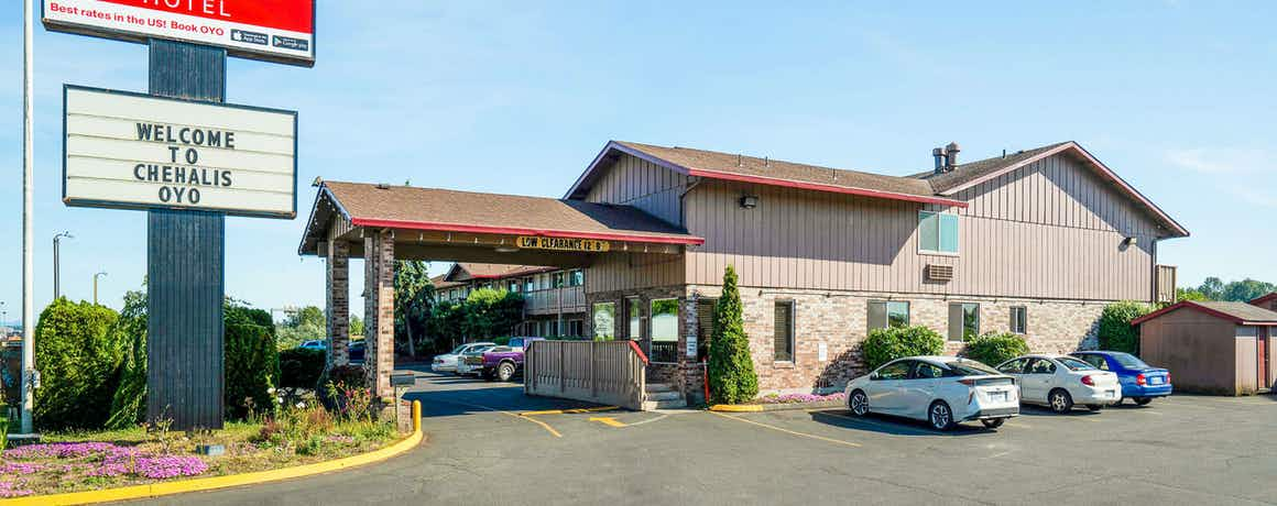 OYO Hotel Chehalis I-5 South