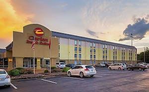 Clarion Inn & Suites Near Downtown