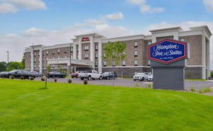 Hampton Inn and Suites St. Paul Oakdale/Woodbury by Hilton