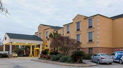 Comfort Suites Port Allen - Baton Rouge