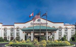 Comfort Suites Ogden Conference Center