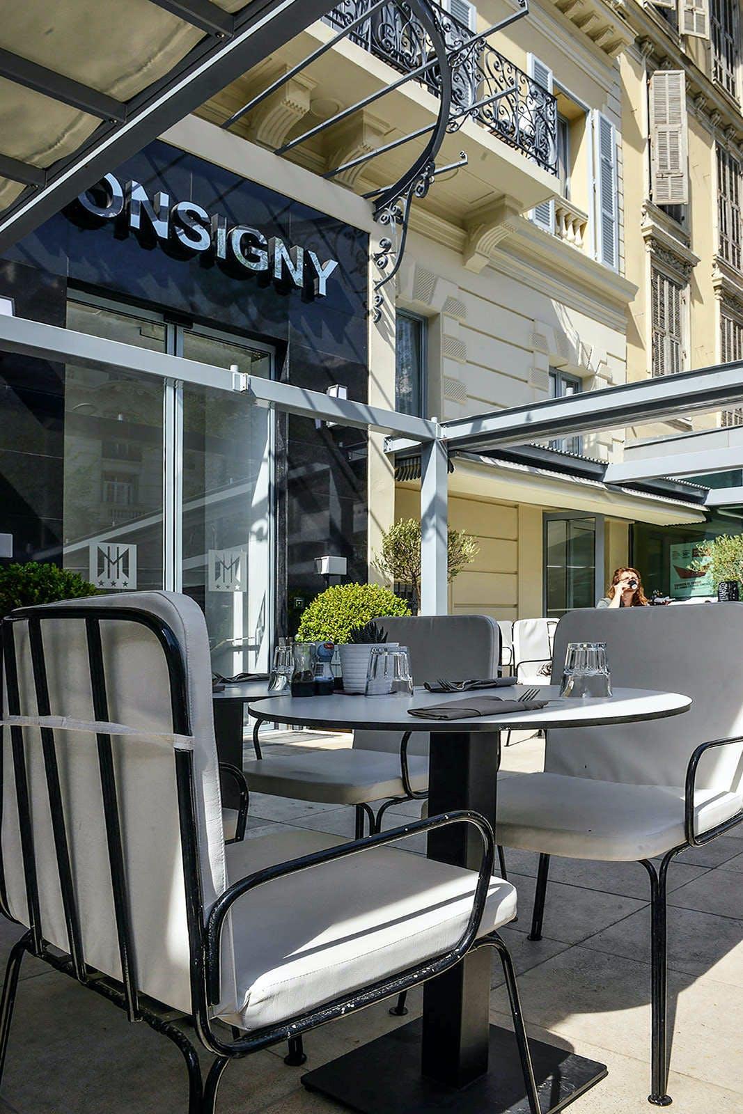 Hotel Monsigny Nice