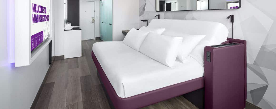 YOTEL Washington DC formally Liaison