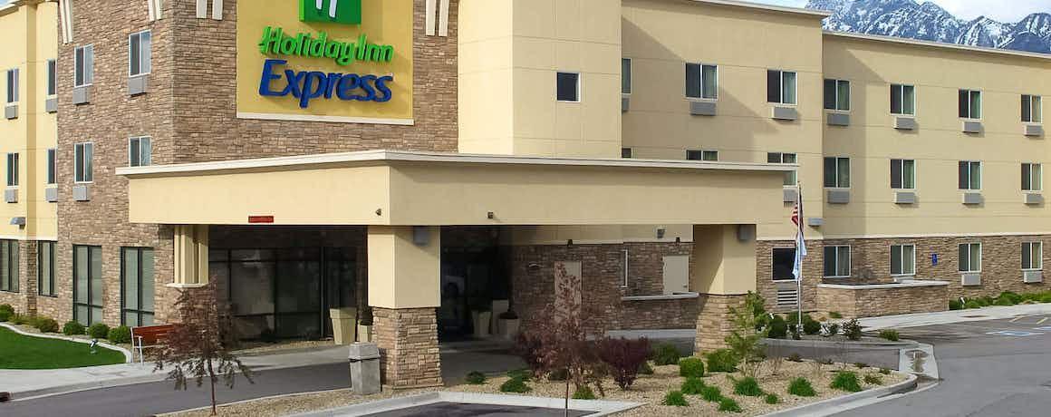 Holiday Inn Express Salt Lake City South Midvale