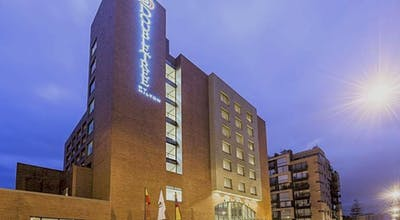 DoubleTree by Hilton Hotel Bogotá - Calle 100