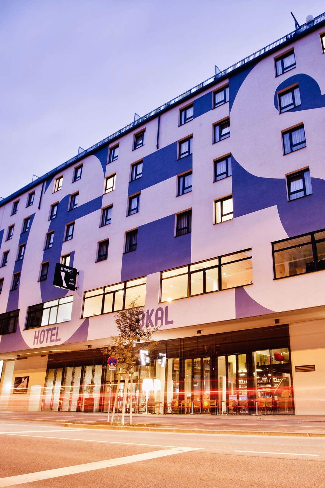 Hotel Zeitgeist Vienna