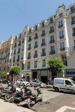 Hotel Kyriad Nice Gare