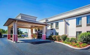 Comfort Inn Dayton - Huber Heights