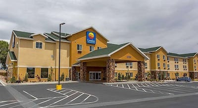 Comfort Inn & Suites Vernal - National Monument Area