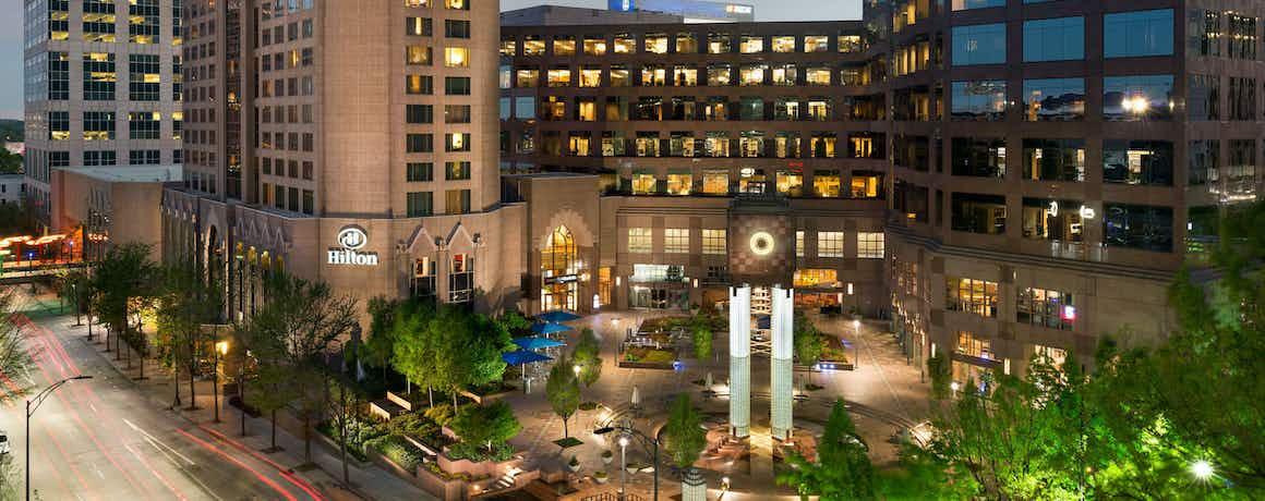 Hilton Charlotte Uptown