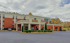 Quality Inn & Suites Lexington near I-64 and I-81