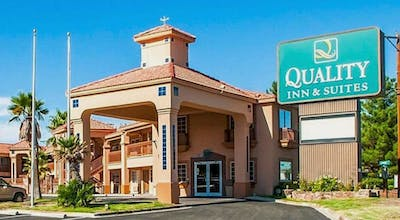 Quality Inn & Suites Las Cruces - University Area