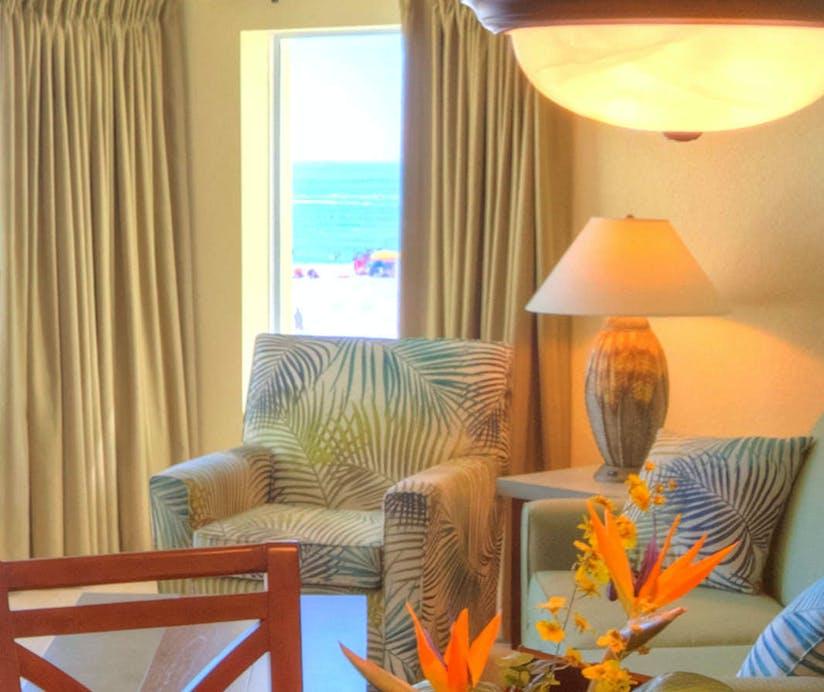 Sunset Vistas 2 Bedroom Beachfront Suites Tampa Bay Beach Cities
