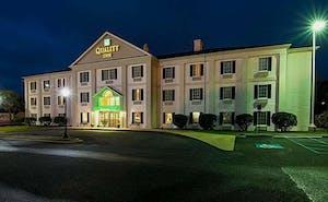 Quality Inn Crestview near Eglin AFB