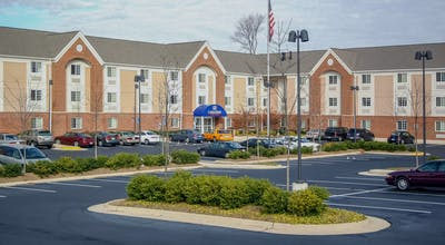 Candlewood Suites Washington Fairfax