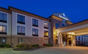 Best Western St. Louis Airport North Hotel & Suites