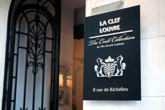 La Clef Louvre Paris