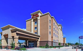 Hampton Inn & Suites Houston Heights I-10