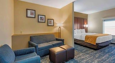 Comfort Suites West Memphis I-40 I-55
