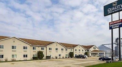 Quality Inn & Suites Belmont Route 151