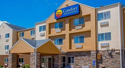 Comfort Inn & Suites Coralville - Iowa City near Iowa River Landing