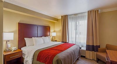 Comfort Inn Arcata-Humboldt Area