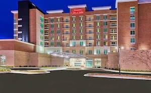 Hampton Inn and Suites Owensboro/Downtown-Waterfront