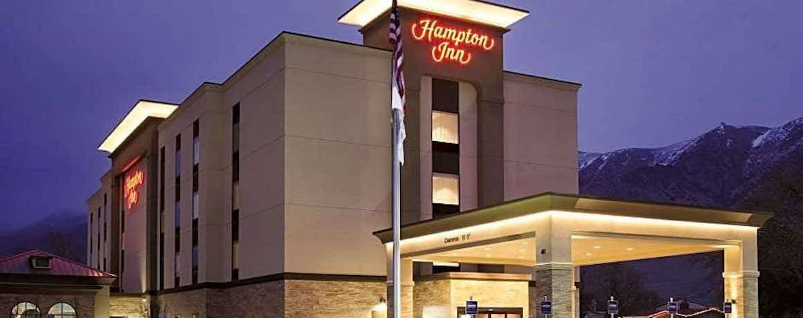 Hampton Inn Brigham City Utah