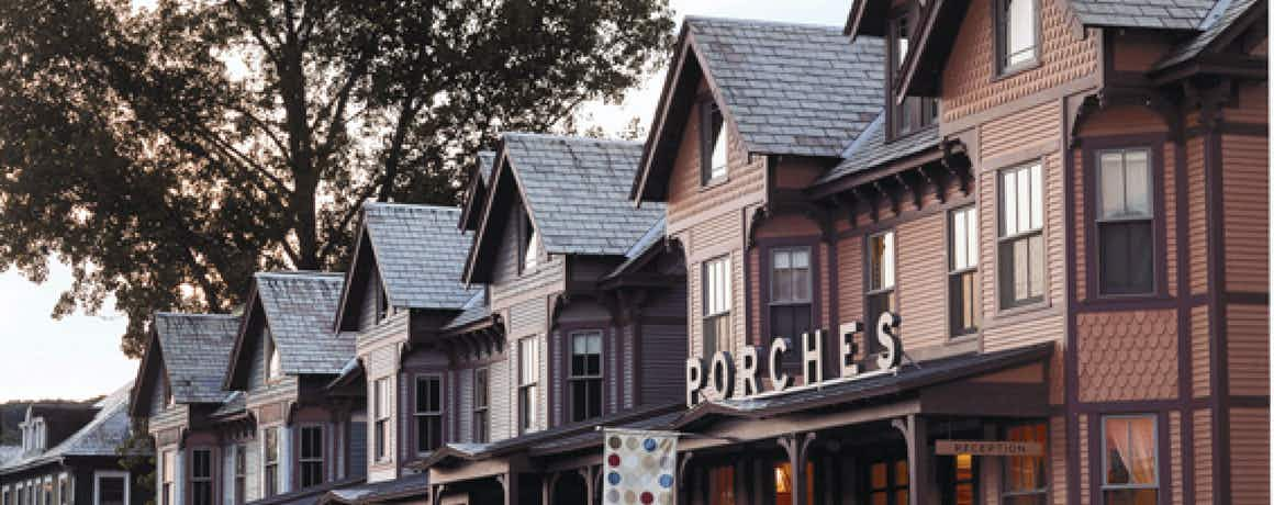 The Porches Inn