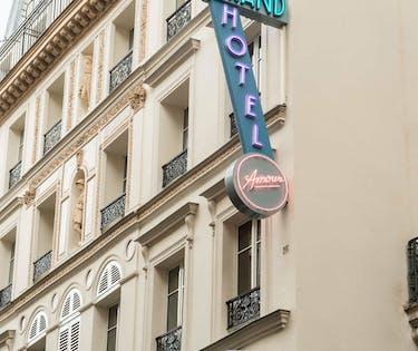 Hotel Grand Amour Paris Hoteltonight