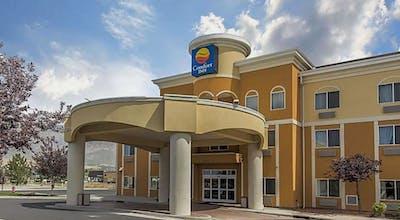 Comfort Inn Ogden near Event Center