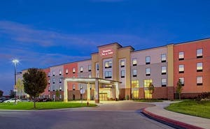 Hampton Inn And Suites By Hilton Columbus Scioto Downs