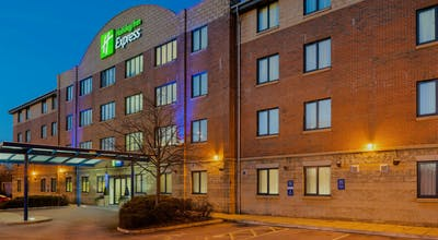 Holiday Inn Express Liverpool - Knowsley M57