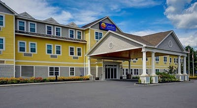 Comfort Inn And Suites Wilton