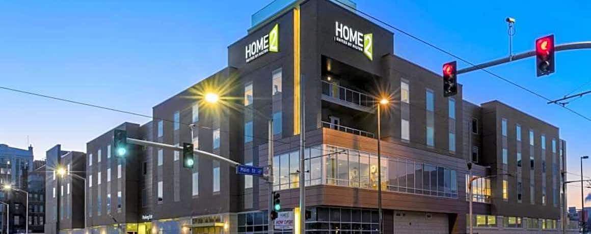 Home2 Suites by Hilton Kansas City Downtown