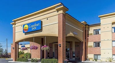 Comfort Inn Butte City Center I-15 / I-90
