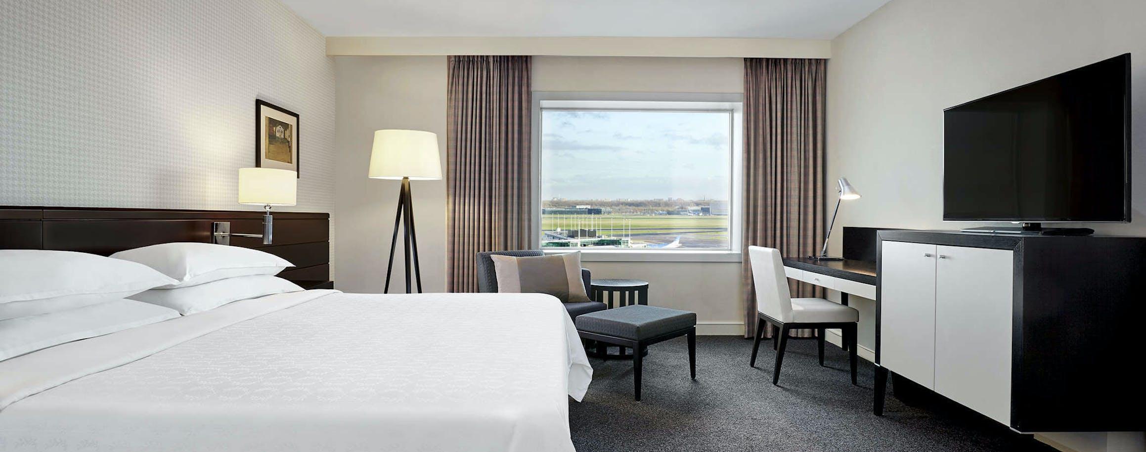 Sheraton Amsterdam Airport Hotel & Conference Center ...