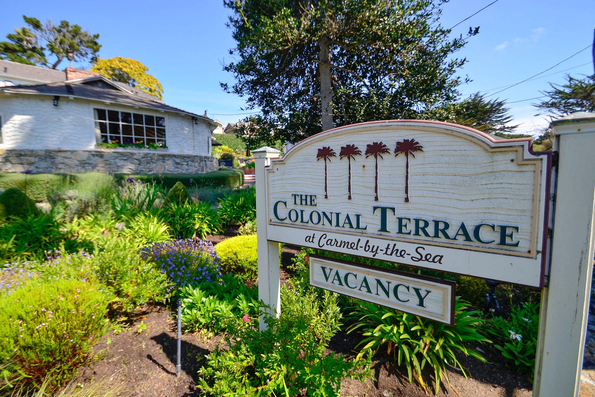 The Colonial Terrace Inn