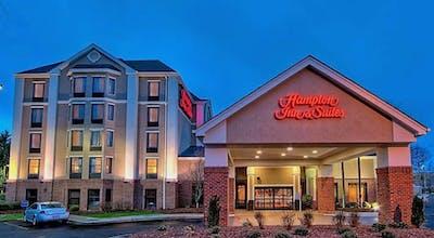 Hampton Inn & Suites Asheville Airport