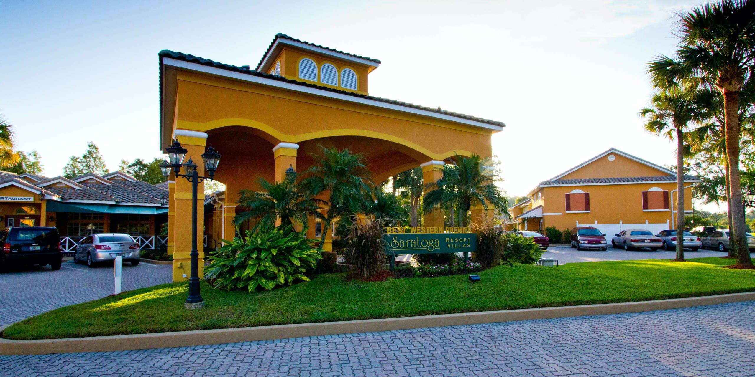 Saratoga Resort Villas Kissimmee